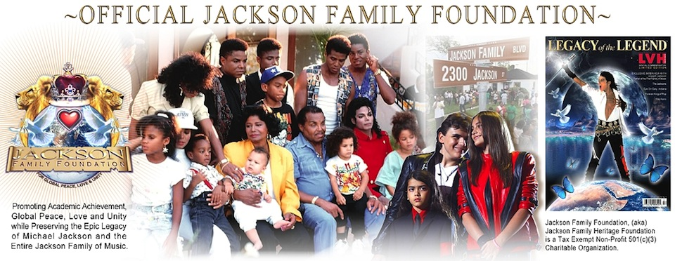 OFFICIAL JACKSON FAMILY FOUNDATION